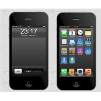Sadece Html5 Ve Css3'den Yapılmış İphone!