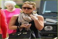 Hilary Duff Sokak Stili