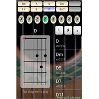 Guitar : Solo Lite, Android Sanal Gitar Uygulaması