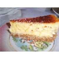 Limonlu Cheesecake (Peykek)