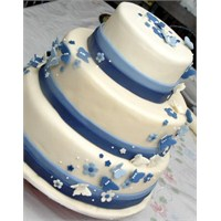 Butterfly Wedding Cakes/kelebekli Düğün Pastaları