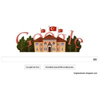 Google 29 Ekim Cumhuriyet Bayramı'nı Unutmadı!