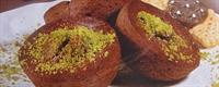 Antep Fıstıklı Top Kek