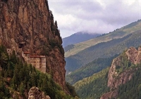 Sümela Manastırı  (maçka-trabzon)