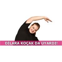 'saçını Süpürge Eden Kadın' Obez Olma Eğiliminde!