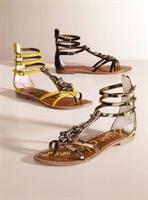 2009 Sandalet Modelleri