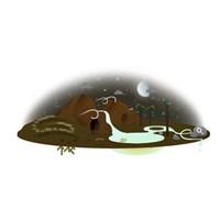 Doodle: 22 Nisan Dünya Günü Özel Logo