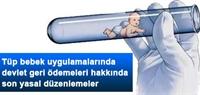 Tüp Bebek Uygulamalarında Devlet Geri Ödemeleri Ha