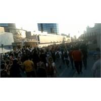 Boğaziçi Üniversitesi Gezi Parkı Protestosu