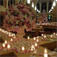 Çiçek İle Dekorasyon Örnekleri