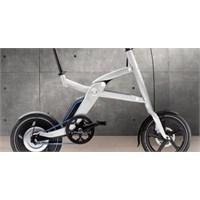 Bmw'den İ3 Ve Elektrikli Bisiklet Konsepti