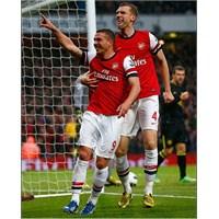 Masalın Son Sayfası: Arsenal 4-1 Wigan Athletic