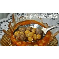 Nohutlu Köfteli Çorba