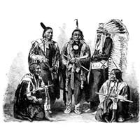 Adını Olmayan Bir Halk: Amerikan Yerlileri