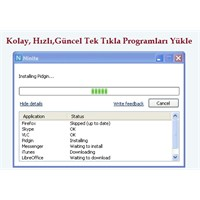 Ninite Tek Tıkla 95 Program