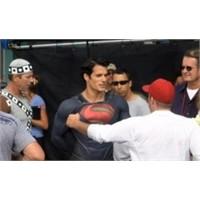 Yeni Superman Filminden Görüntüler