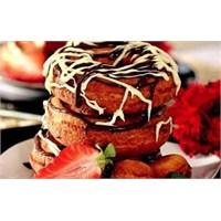 Çikolatalı Donut Tarifi Buyrun