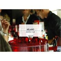 Milano'da Aperitivo Vakti!..
