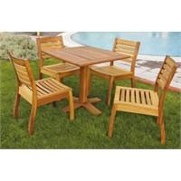 Bahçe Masa Ve Sandalyeleri