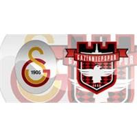 Galatasaray 2 – 1 Gaziantepspor ( 19/08/2013 )