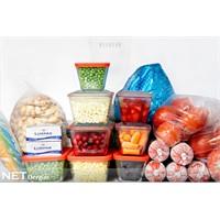 Dondurulmuş besinler hakkında bilgiler