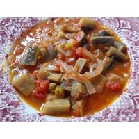 Zeytinyağlı Patlıcan Silkme İzmir Usuü