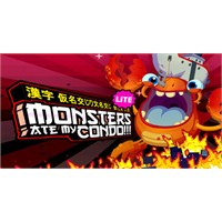 Monsters Ate My Condo İphone Puzzle Oyunu