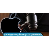 İphone Ve İpad Satışı Almanya'da Yasaklandı!
