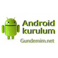 Android Programlamaya Giriş (Kurulum)