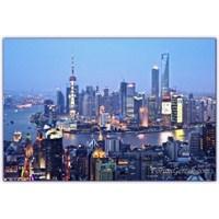 Çin'de Bir Liman Kenti | Şanghay