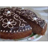 Çikolata Kaplamalı Kek