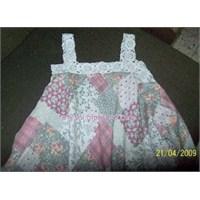 Kiz Çocuklarına Değişik Bir Elbise