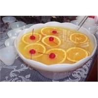 Portakallı Panç Tarifi