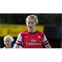 Yarı Finaldeyiz: Arsenal 4-2 Bristol Academy