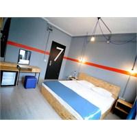 Beyoğlu'nda Ny-ist Suites Otel Aydınlatma