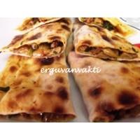 Gaziantep'ten Zeytin Böreği