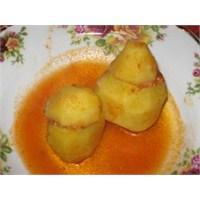 Patatesli Dolma