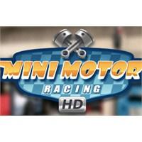 Mini Motor Racing Ücretsiz İphone Oyunu Tanıtımı