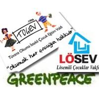 Osev, Toçev, Greenpeace... Sizleri Bekliyor