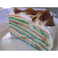 Renk Renk Bahar Pastası...