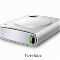 Flickr Drive Windows Explorer