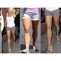 Britney Spears'i 2 Haftada Forma Sokan Formül