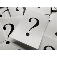 Dünyanın En Çok Merak Ettiği Sorular (1)