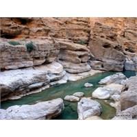 Umman'da Üç Gün - 1 / Wadi Shab