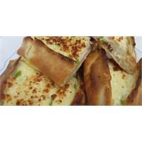 Fazlıkızından Pideli Omlet