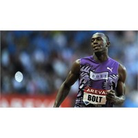 Adamım Usain Bolt …