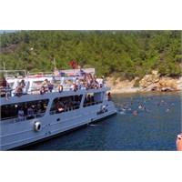 Tatil Seyahatnamesi 8 - Ayvalık Tekne Turu