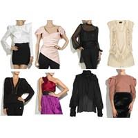 Yuvarlak Hatlı Bayanlar İçin Giyim Önerileri