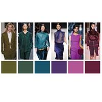 2013-2014 Sonbahar Kış Hangi Renkler Moda