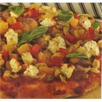 Ekmek Hamuru İle Çok Kolay Pizza Tarifi